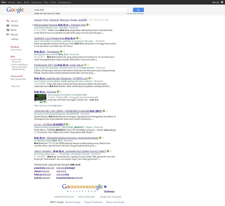 cara menjadi nomor satu di google