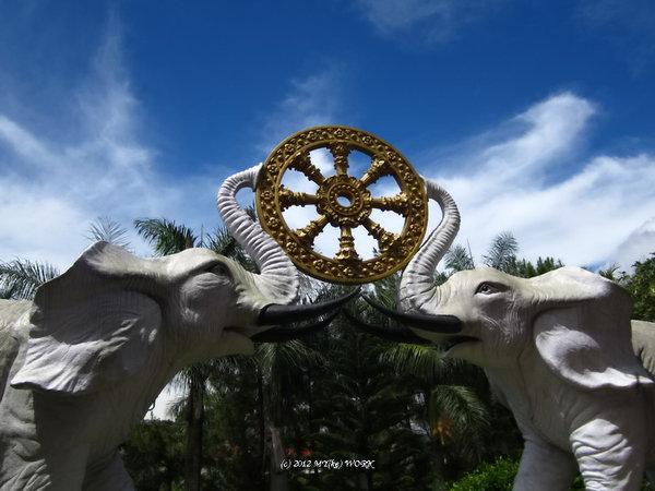 Wisata Religi Vihara Vipassana Graha Lembang