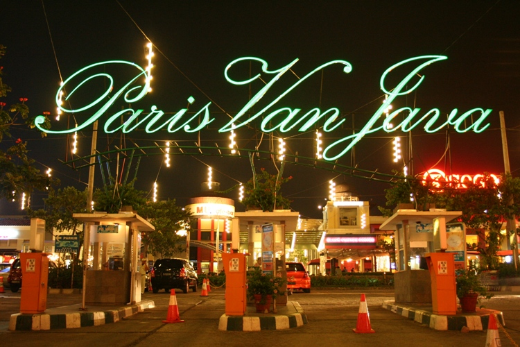 5 Mall Paling Keren dan Bagus di Bandung