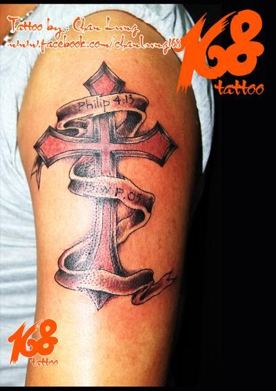 Studio Tattoo Terkenal di Kota Bandung - chan lung 168 tato Studio