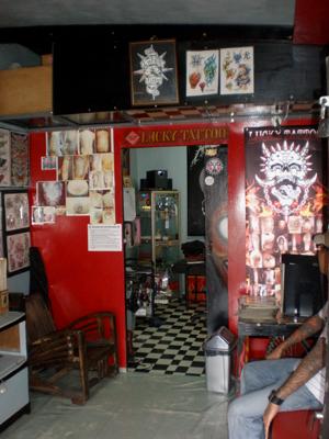 Studio Tattoo Terkenal di Kota Bandung