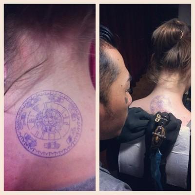 Studio Tattoo Terkenal di Kota Bandung - LuckyPeter Tattoo
