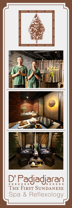 DPadjadjaran SPA and Reflexology