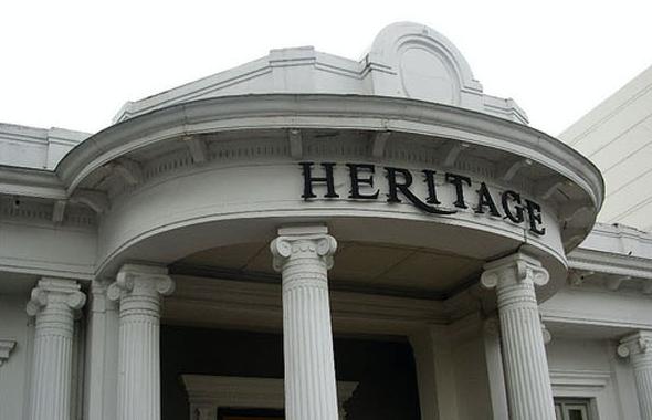 Factory Outlet Terkenal di Bandung Heritage